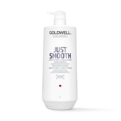 Goldwell Dual Senses Just Smooth Taming Shampoo Hair Care 1L