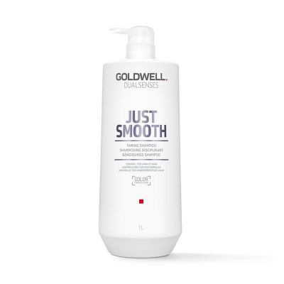 Goldwell Dual Senses Just Smooth Taming Shampoo Hair Care 1L