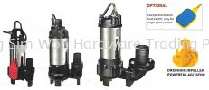 EVERGUSH DREDGING PUMPS SUBMERSIBLE DREDGING PUMPS Evergush