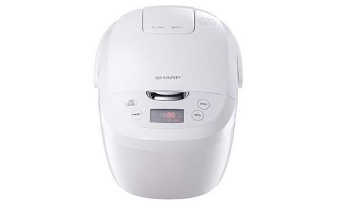 SHARP RICE COOKER 1.8L KS-E185-WH
