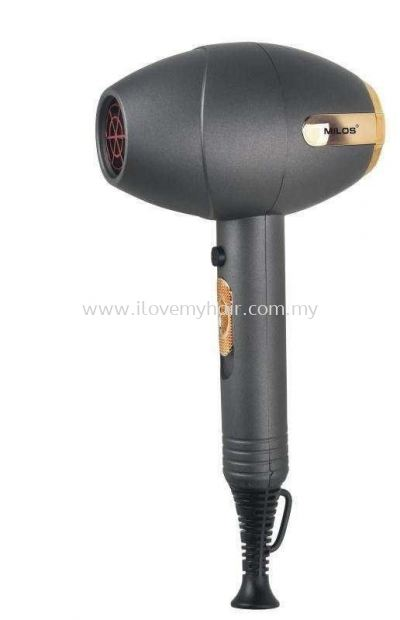 Hair Dryer (Grey) First 10 customers free Nutritive Element Cream promotion only in June'19