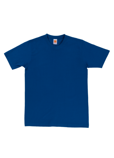 CT6008 Royal Oren Sport Cotton Round Neck Short Sleeve Plain Tee