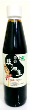 BNC - Premium Thick Soy Sauce 。 佳�I-�O�豉油皇(315ml) Seasoning & Sauces