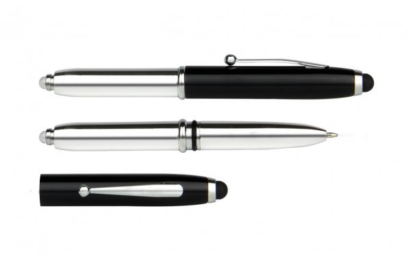 Stylus with LED Light Ball Pen (SMP011)