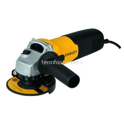 STANLEY 680W SMALL ANGLE GRINDER STGS6100