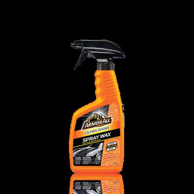 Armor All Ultra Shine Spray Wax