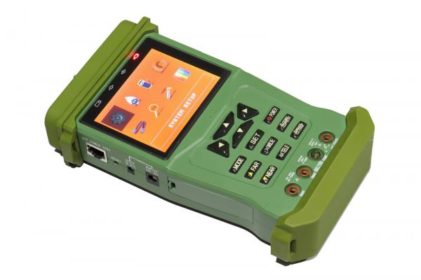 ENGINEERING TREASURE 6TH GENERATION CCTV TESTER