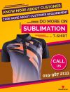 Do More On Our Sublimation...