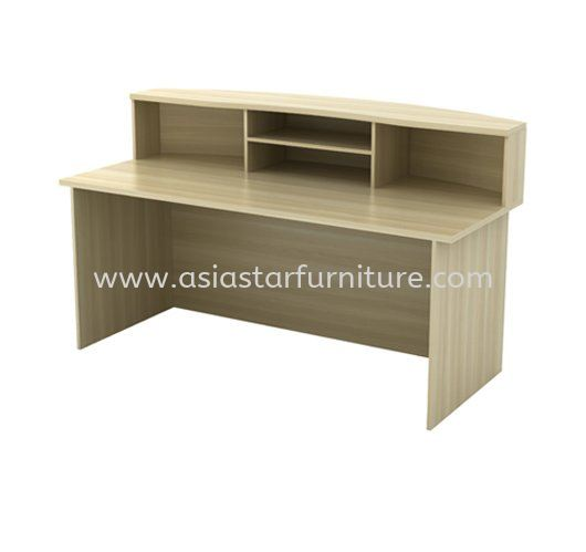 EXTON RECEPTION COUNTER OFFICE TABLE - Reception Counter Office Table PJ-Damansara-Selangor-Malaysia | Reception Counter Office Table Taman OUG | Reception Counter Office Table Cheras | Reception Counter Office Table Ampang