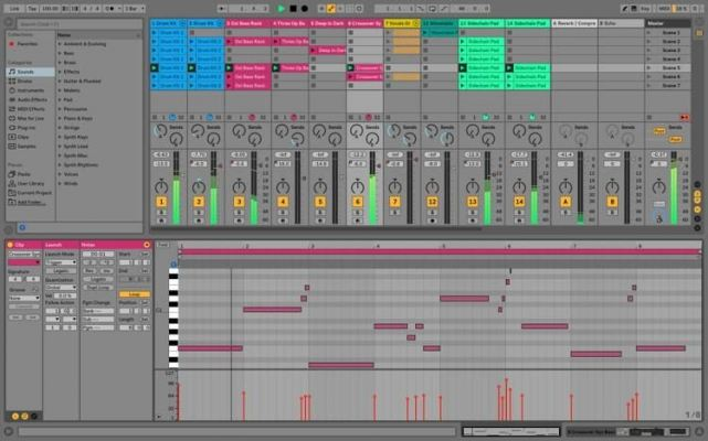 Ableton Live 10 Suite - Upgrade from Live 1-10 Lite (download)