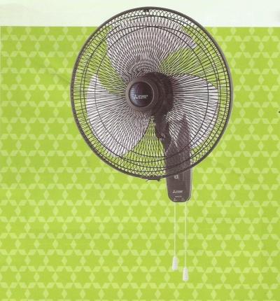 """MITSUBISHI ELECTRIC 18"""" WALL FAN W18-GU-P"""