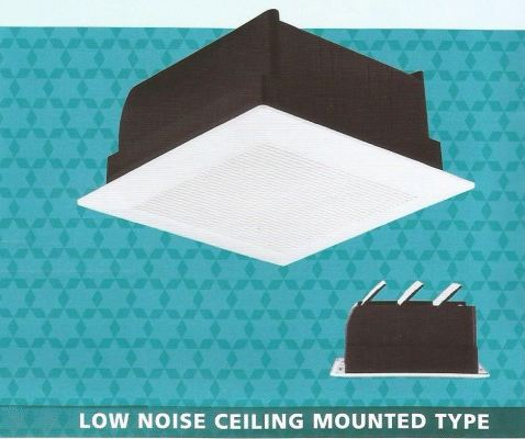 MITSUBISHI ELECTRIC LOW NOISE CEILING MOUNTED VENTILATION FAN EX-25SSC ( 10 inch )