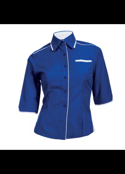 F11708 Royal Oren Sport F1 Uniform Long Sleeve