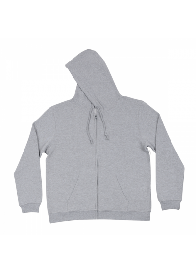 SS1009 Ash Grey Oren Sport Sweatshirt Hoodie