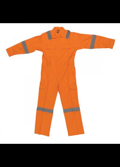 OV0207 Orange Oren Sport Overall