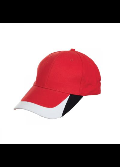 CP1705 Red Oren Sport Cap