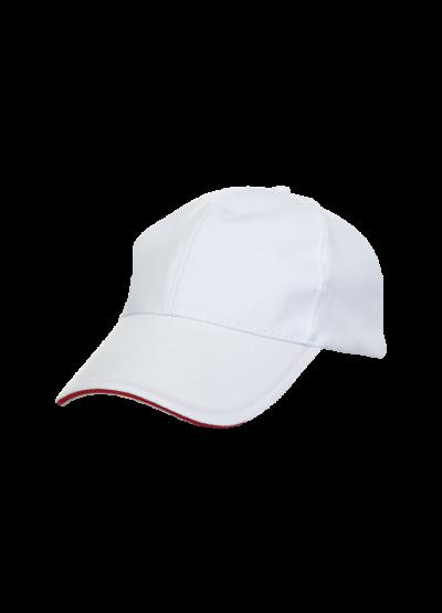 CP0900 White Oren Sport Cap