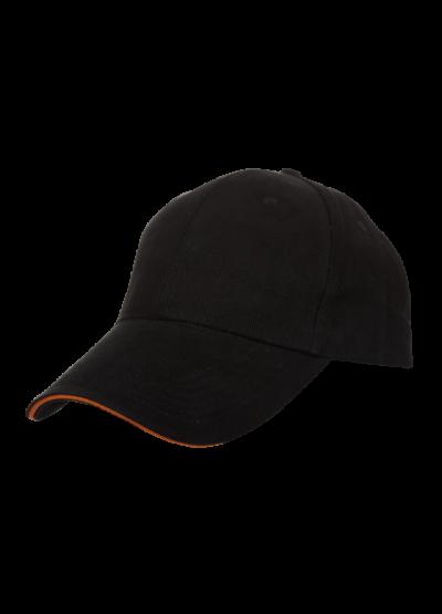 CP0342 Black Oren Sport Cap