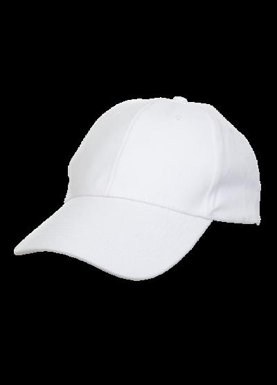 CP0100 White Oren Sport Cap