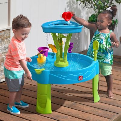 897400 Summer Showers Splash Tower Water Table
