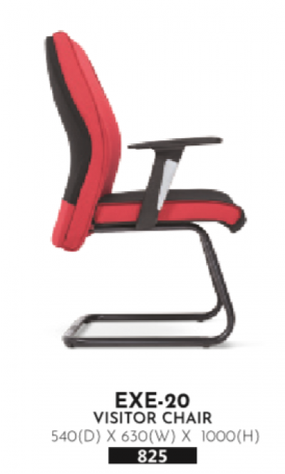 STHENO VISITOR CHAIR EXE-20