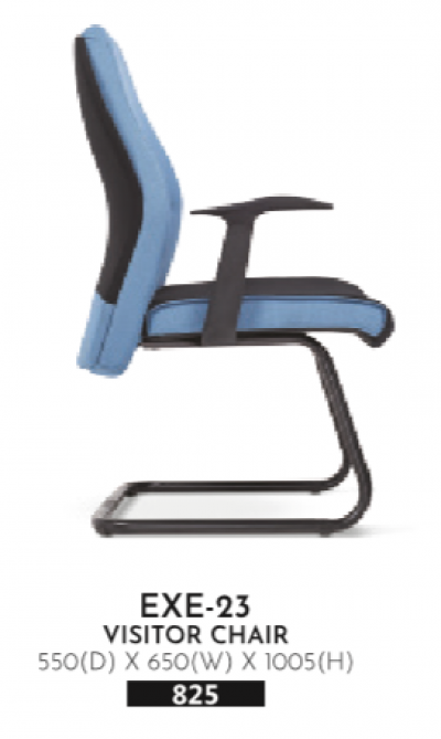ACHELOUS VISITOR CHAIR EXE-23