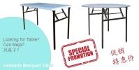 Promotion - Foldable Banquet Table