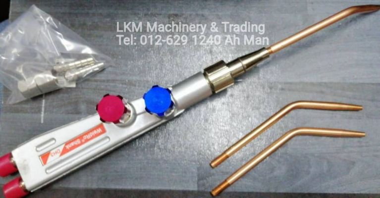 DH Welding Torch 0.5 - 8.2mm