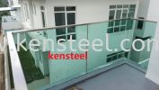 Stainless steel Glass fencing 32 Stainless steel Glass fencing