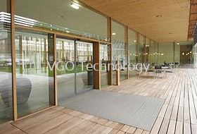 AUTOMATIC GLASS DOOR HEAVY DUTY