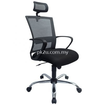 MESH 18 - Budget Mesh Chair (High Back / Low Back / Visitor)