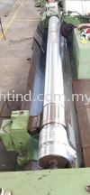 Heavy Duty Cylinder Shaft on Grinding Grinder