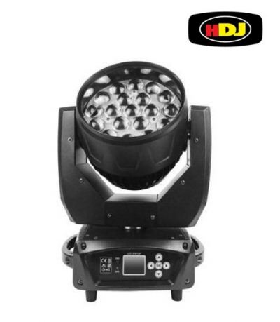 HDJ M-YL19-12 LED Moving Head Light With Zoom 260W