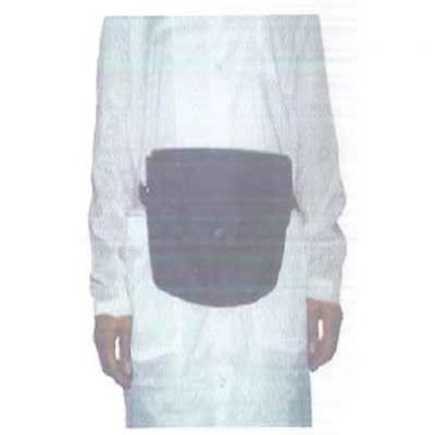 Cleanroom ESD Fabric Waist Pouch