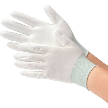 Nylon Palm Fit Gloves (PU Coating on Palm & Fingers)
