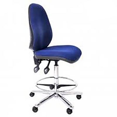 ESD Chair with Back Rest