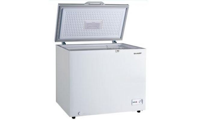 SHARP 310L CHEST FREEZER SJC318