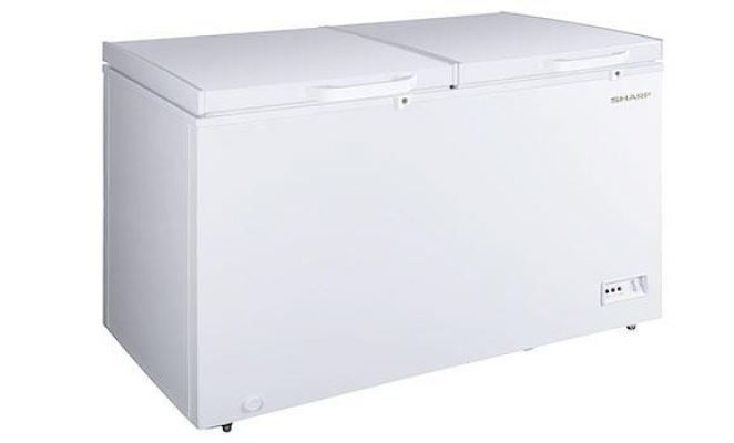 SHARP 510L CHEST FREEZER SJC518