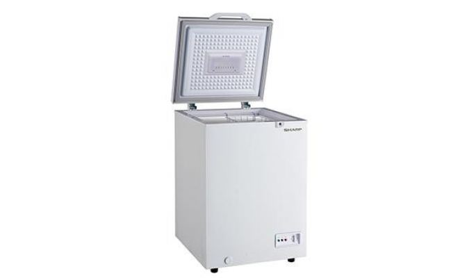 SHARP 110L CHEST FREEZER SJC118