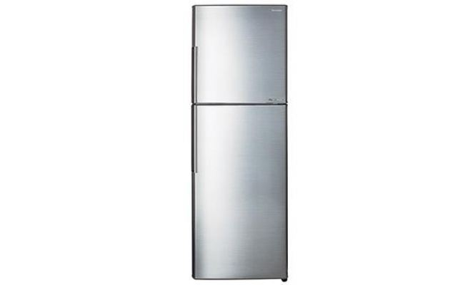 SHARP 400L 2 DOOR REFRIGERATOR SJ406MSS