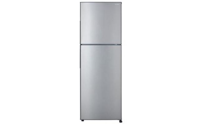 SHARP 280L 2 DOOR REFRIGERATOR SJ286MSS