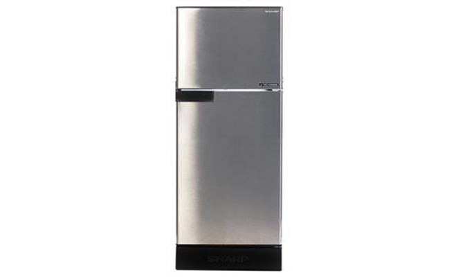 SHARP 170L 2 DOOR REFRIGERATOR SJ189MS