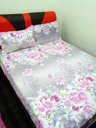 QUEEN 3in1+28cm FITTED SHEET SET-01
