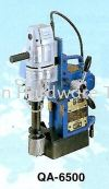 ATRA ACE DRILLING MACHINE QA-6500 PORTABLE MAGNETIC BASE DRILLING MACHINE NITTO KOHKI