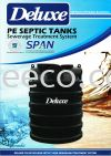 certified PE septic tank Sewerage Treatment System Plumbing and Steam Material