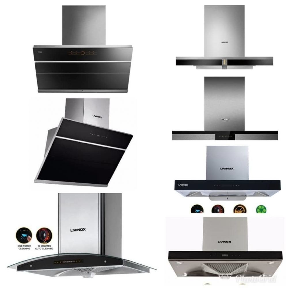 How to choose a right range hood ?