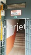 Corridor Signage  SIGNAGE
