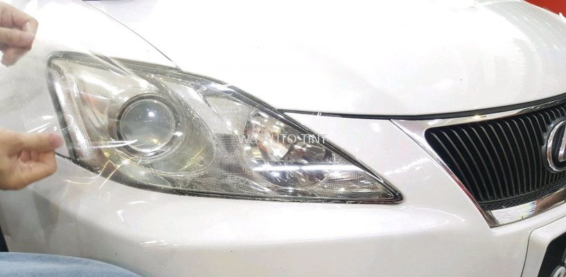Headlamps Paint Protection Film