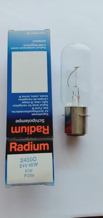 Radium 2450C 24V 40W