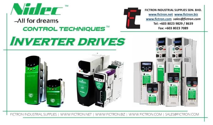 C200-03200133 C20003200133 2Ph 3Kw NIDEC CONTROL TECHNIQUES Inverter Drive Supply & Repair Malaysia Singapore Thailand